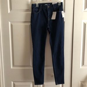 Old Navy Super Skinny High Rise Jeans